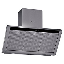 Buy Neff D39MH64N0B Chimney Cooker Hood, Stainless Steel Online at johnlewis.com
