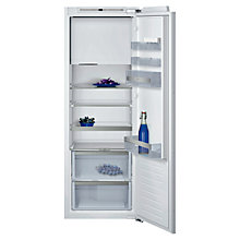Buy Neff KI2723F30G Integrated Fridge with Freezer Compartment, A++ Energy Rating, 56cm Wide Online at johnlewis.com