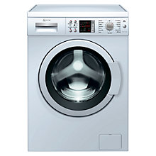 Buy Neff W7460X1GB Freestanding Washing Machine, 8kg Load, A+++ Energy Rating, 1400rpm Spin, White Online at johnlewis.com