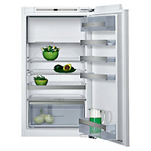 Buy Neff KI2323F30G Integrated Fridge with Freezer Compartment, A++ Energy Rating, 56cm Wide Online at johnlewis.com