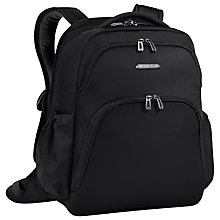 "Buy Briggs & Riley Transcend 13"" Laptop Backpack Online at johnlewis.com"