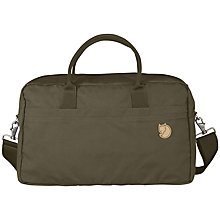 Buy Fjallraven Gear Duffel Bag, Olive Online at johnlewis.com