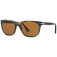 Buy Persol PO3102S Square Framed Polarised Sunglasses Online at johnlewis.com