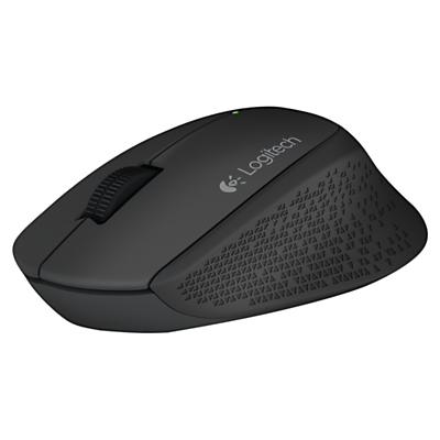 Image of Logitech M280 Wireless Mouse, Black