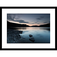 Buy James Bell - Thirlmere Lake Framed Print, 64 x 84cm Online at johnlewis.com