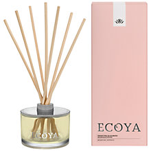 Buy Ecoya Sweet Pea Diffuser, 200ml Online at johnlewis.com