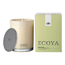 Buy Ecoya Madison Jar French Pear Candle Online at johnlewis.com