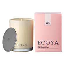 Buy Ecoya Madison Jar Sweet Pea Candle Online at johnlewis.com