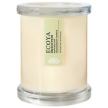 Buy Ecoya Metro Jar French Pear Candle Online at johnlewis.com