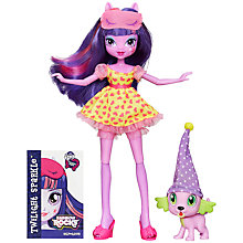 Buy My Little Pony Doll with Pet, Assorted Online at johnlewis.com