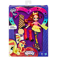 Buy My Little Pony Equestria Girls Doll, Assorted Online at johnlewis.com