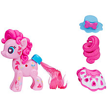 Buy My Little Pony Pop Fashion Characters, Assorted Online at johnlewis.com