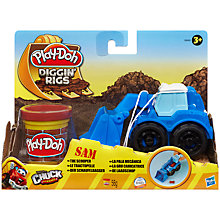 Buy Play-Doh Diggin' Rigs, Tonka Chuck & Friends, Assorted Online at johnlewis.com