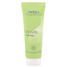Buy AVEDA Be Curly™ Curl Enhancer, 25ml Online at johnlewis.com