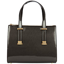 Buy Ted Baker Danika Crosshatch Mini Tote Bag Online at johnlewis.com