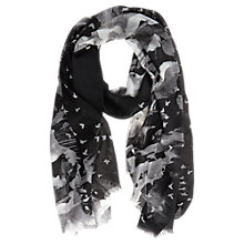 Buy Mint Velvet Mica Print Scarf, Multi Online at johnlewis.com