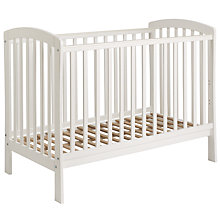 Buy John Lewis Marlow Cot, White Online at johnlewis.com