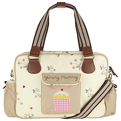 Pink Lining Yummy Mummy Changing Bag Clover Garden