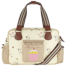 Buy Pink Lining Yummy Mummy Changing Bag, Clover Garden Online at johnlewis.com