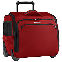 Buy Briggs & Riley 2-Wheel Rolling Cabin Bag Online at johnlewis.com