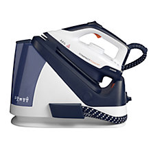 Buy AEG DBS7135-U Steam Generator Iron, Blue Online at johnlewis.com