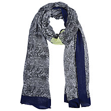 Buy Betty Barclay Long Animal Print Scarf, Multi Online at johnlewis.com