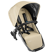 Buy Uppababy Rumble Vista Second Seat, Lindsey Online at johnlewis.com