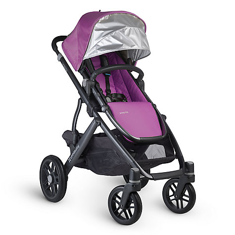 Buy Uppababy Vista 2015 Pushchair And Carrycot Samantha