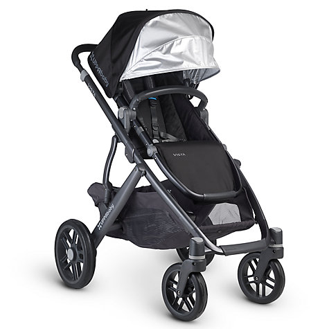 Buy Uppababy Vista 2015 Pushchair And Carrycot Jake Black