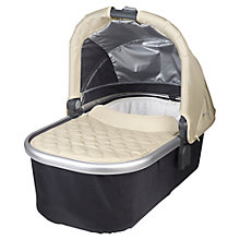 Buy Uppababy Universal Carrycot, Lindsey Online at johnlewis.com