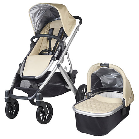 Buy Uppababy Vista 2015 Pushchair And Carrycot Lindsey