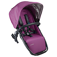 Buy Uppababy Rumble Vista Second Seat, Samantha Online at johnlewis.com