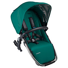 Buy Uppababy Rumble Vista Second Seat, Ella Online at johnlewis.com
