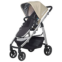 Buy Uppababy Cruz 2015 Pushchair, Lindsey Online at johnlewis.com