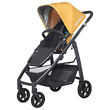 Buy Uppababy Cruz 2015 Pushchair, Maya Online at johnlewis.com