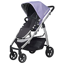 Buy Uppababy Cruz 2015 Pushchair, Maeve Online at johnlewis.com