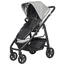 Buy Uppababy Cruz 2015 Pushchair, Pascal Online at johnlewis.com
