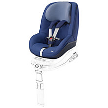 Buy Maxi-Cosi Pearl Group 1 Car Seat, River Blue Online at johnlewis.com