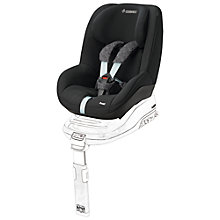 Buy Maxi-Cosi Pearl Car Seat, Digital Black Online at johnlewis.com
