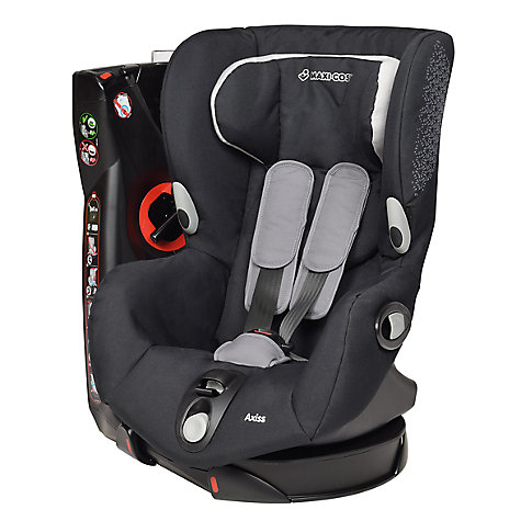 buy maxi cosi axiss group 1 car seat origami black john. Black Bedroom Furniture Sets. Home Design Ideas