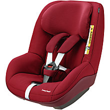 Buy Maxi-Cosi 2way Pearl i-Size Car Seat, Robin Red Online at johnlewis.com