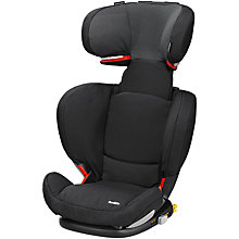 Buy Maxi-Cosi RodiFix Group 2/3 Car Seat, Black Raven Online at johnlewis.com