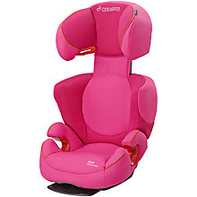 Buy Maxi-Cosi Rodi AirProtect Group 2/3 Car Seat, Berry Pink Online at johnlewis.com