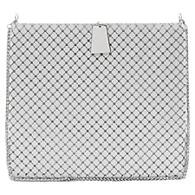 Buy Reiss Chainmail Clutch Bag Online at johnlewis.com