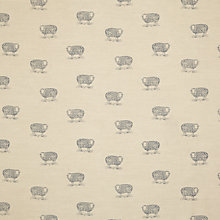 Buy Emily Bond Jacob Sheep Furnishing Fabric Online at johnlewis.com