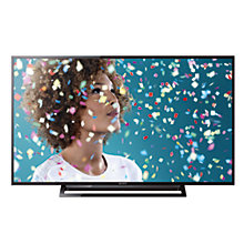 "Buy Sony KDL48W585 LED HD 1080p Smart TV, 48"" with Freeview HD, Black Online at johnlewis.com"