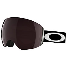 Buy Oakley OO7050 Prizm™ Flight Deck™ Snow Goggles Online at johnlewis.com