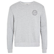 Buy HYMN Deal Logo Print Sweatshirt Online at johnlewis.com