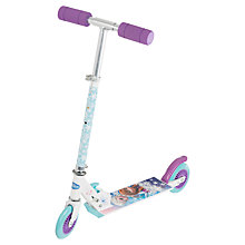 Buy Disney Frozen In-Line Scooter Online at johnlewis.com