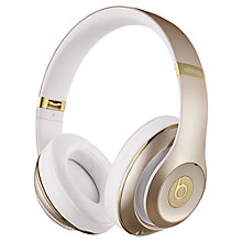 Buy Beats™ by Dr. Dre™ Studio Noise Cancelling Full-Size Bluetooth Headphones with Mic/Remote Online at johnlewis.com